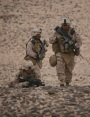 Marines, Afghan soldiers insert deep into key Afghan terrain